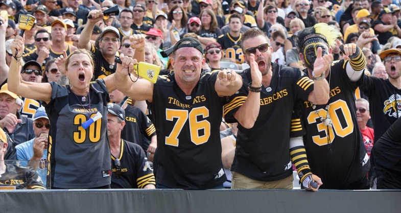 OSKEE WEE WEE: Ticats favoured to win Grey Cup by odds-makers