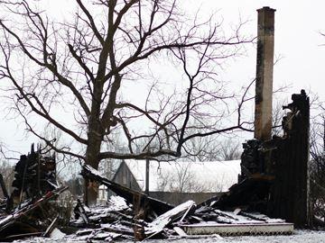 Clarksburg house fire was fatal, victim unidentified