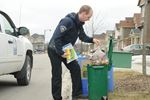 Durham's recycling and compost inspectors