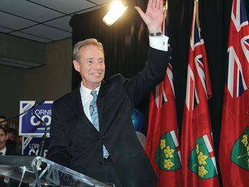 Provincial byelection