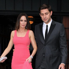 Emily Blunt's husband didn't know she could sing-Image1