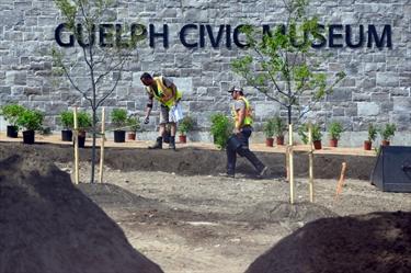 Park preparations