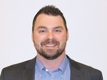 NDP candidate for the Durham riding Derek Spence