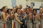 Halton high school girls Jr & Sr  basketball finals