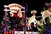 PHOTOS: Waterdown Santa Parade