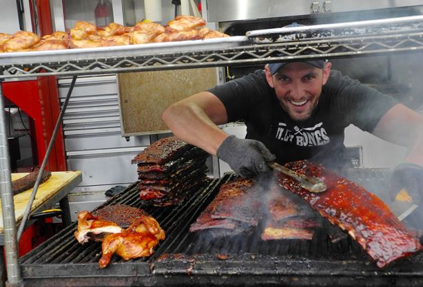Ribfest Guelph by the numbers: 70,000 pounds of ribs, 14,500 cans of beer...