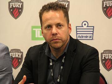 Fury name  Paul Dalglish as new coach