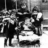Slum kids in The Ward circa 1911
