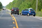 Crash near Coboconk - June 24, 2016