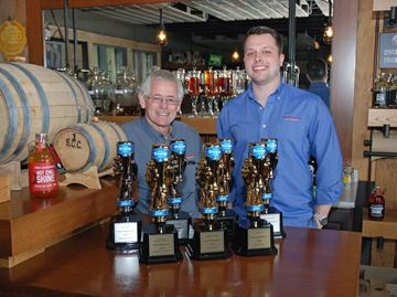 Oakville's Trafalgar Ales and Meads named best Ontario brewery for 2015