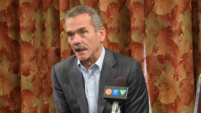 Chris Hadfield comes to North Bay