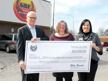 Grimsby charities partner up for affordable housing