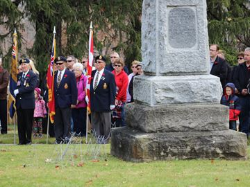 Cayuga Remembrance Day