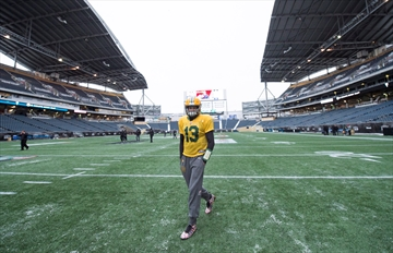 Mike Reilly: more than just a CFL quarterback-Image1