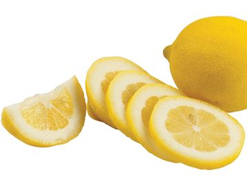 WHEN LIFE GIVES YOU LEMONS ...