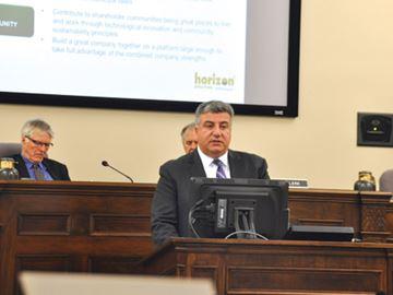 Horizon Utilities pitches merger to St. Catharines