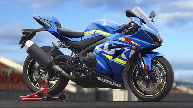 GSX-R1000 and 2017 SV650 coming to Canada