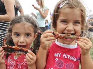 Ready for Ribfest?