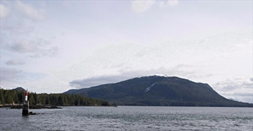 Lelu Island, near Prince Rupert, BC, is seen March 8, 2013. Pacific NorthWest LNG says it will not be proceeding with the $36-billion liquefied natural gas megaproject it had planned to build in British Columbia. THE CANADIAN PRESS/Robin Rowland