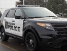 HALTON POLICE CRUISER