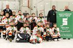 Midland novice Centennials semifinalists at International Silver Stick