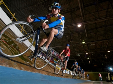 Milton Pan Am Velodrome