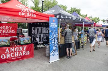 Photos from the Collingwood Craft Beer and Cider Festival