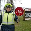 Crossing guards to drivers: slow down and wake up