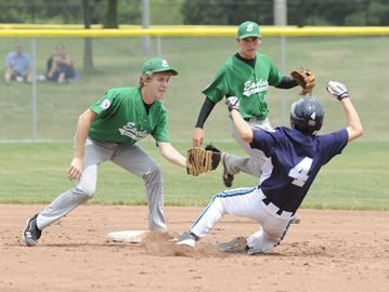 Oakville Whitecaps rained out, then shut out to start Little League provincials