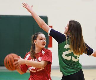 Public Elementary Girls Basketball Tournament