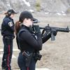Cobourg and Port Hope police forces hold joint rifle training