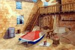 David McRuvie Painting
