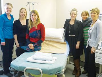 Midwife services now available at hospital in Midland