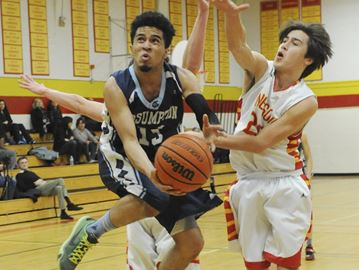 Assumption Crusaders ride 11-game winning streak into Halton basketball playoffs