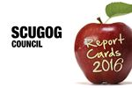 Scugog Council Report Card