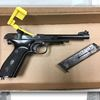 Six charged as cops seize handgun in Oshawa raid