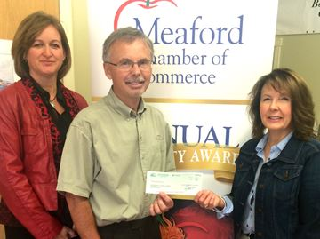 Meaford B.I.A supports Dragons' Den
