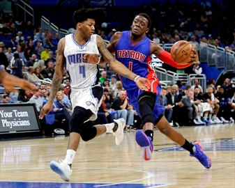 Payton's triple-double helps Magic rout Pistons 115-87-Image1