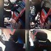 Surveillance cameras capture images of alleged Milton gas-and-dash suspect
