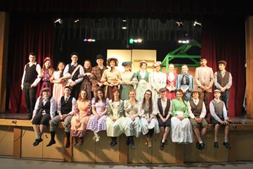 Anne of Green Gables, Holy Cross-style