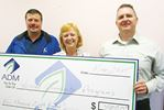 Archer Daniels Midland makes donation toward Wendat seniors residence