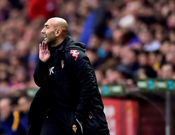 Sporting Gijon says coach Abelardo Fernandez leaving club-Image1