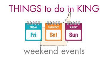 King weekend events