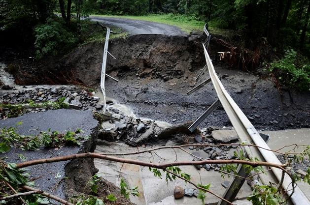 Flash floods rip through Finger Lakes | TheSpec.com
