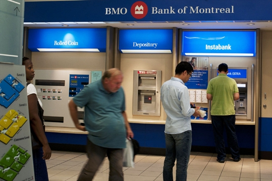 Bmo Experiencing Technical Problems With Atm And Online