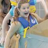 Midland YMCA hosts cardboard boat races