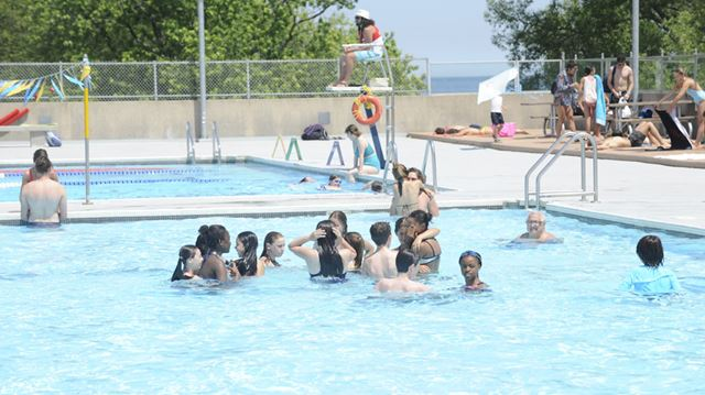 City Of Toronto S Outdoor Pools Now Open For The Summer Season