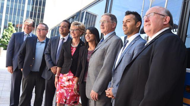 Transit funding