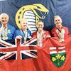 13 medals