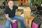 Barrie musician thinking inside a box to start new venture